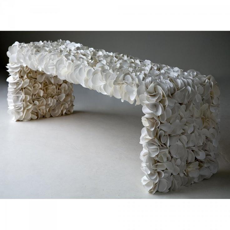 Panca in materiali riciclati by Castagnetti  http://www.keihome.it/giardino/panche/panca--castagnetti/1822/