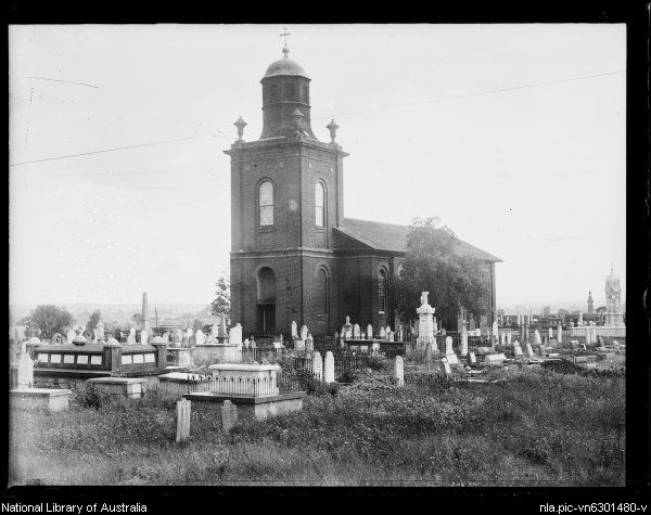 St. Matthews Church Windsor, designed by Francis Greenway under instruction from Gov Macquarie.