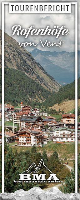 Wanderung Vent – Rofenhöfe   Wandern im Ötztal Tirol   GPS-Track