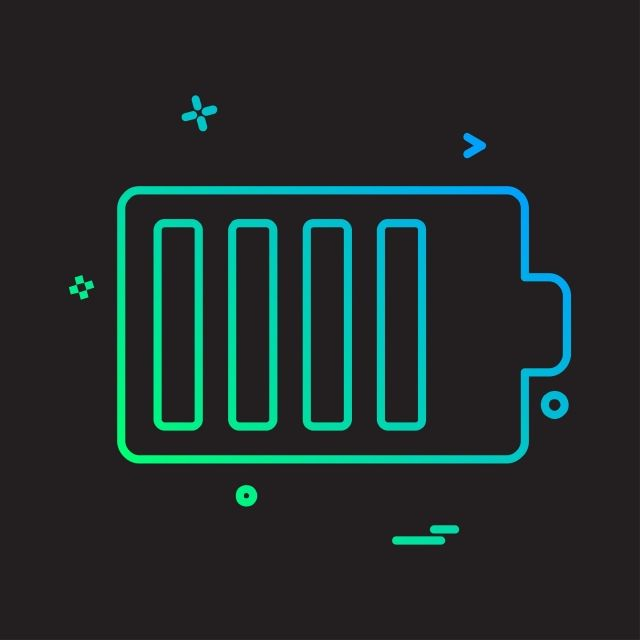 Battery Icon Design Vector Battery Icons Battery Icon Png And Vector With Transparent Background For Free Download Battery Icon Icon Design Icon