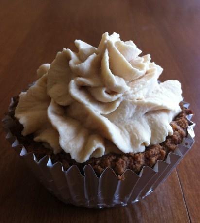 Raw vegan cupcake! | Yum in the Tum | Pinterest