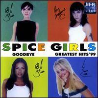 Spice Girls - Goodbye: Greatest Hits '99