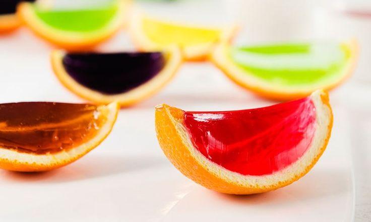 Gelé i appelsinbåter | Gelé | EXTRA -
