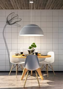 Cocinas de estilo escandinavo por Jonathan Sabbadini