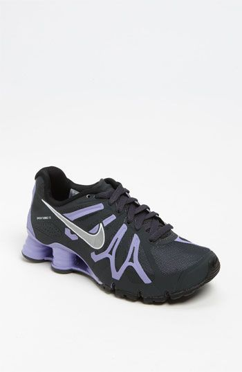 Nike Shox Turbo 13 Womens Grey Pink Light Green