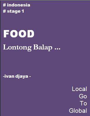 Lontong Balap