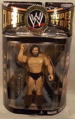 WWE WWF Wrestling Classic Superstars Series 8 - Bruiser Brody With Chain (MISP)