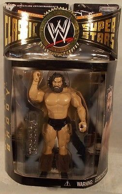 WWE WWF Wrestling Classic Superstars Series 8 - Bruiser Brody With Chain (MISP)