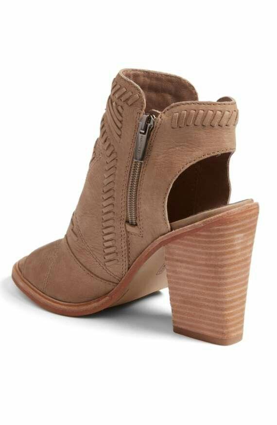 4f3a8bb239 Karinta Block Heel Bootie VINCE CAMUTO IDR 1,290,548.17 | Heels ...