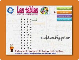 Las tablas de multiplicar versión 2.0es una aplicación en Excel avanzado realizada por Luis Enrique Millán Valdovinos, Profesorde Educación Media en Matemáticas y Computación de la Universidad Mayor de Chile, que permite estudiar y practicar la las tablas de multiplicar del 1 al 12. Laaplicacióntiene 4 opciones : Estudiar una …