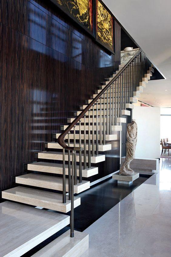 f r moderne gestaltung ihres hauses naturstein treppen. Black Bedroom Furniture Sets. Home Design Ideas