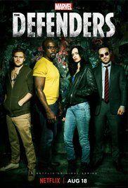 Marvel's The Defenders. Netflix.