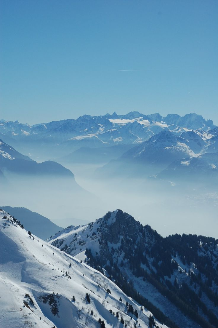 Leysin - Switzerland (by Levent Ali)