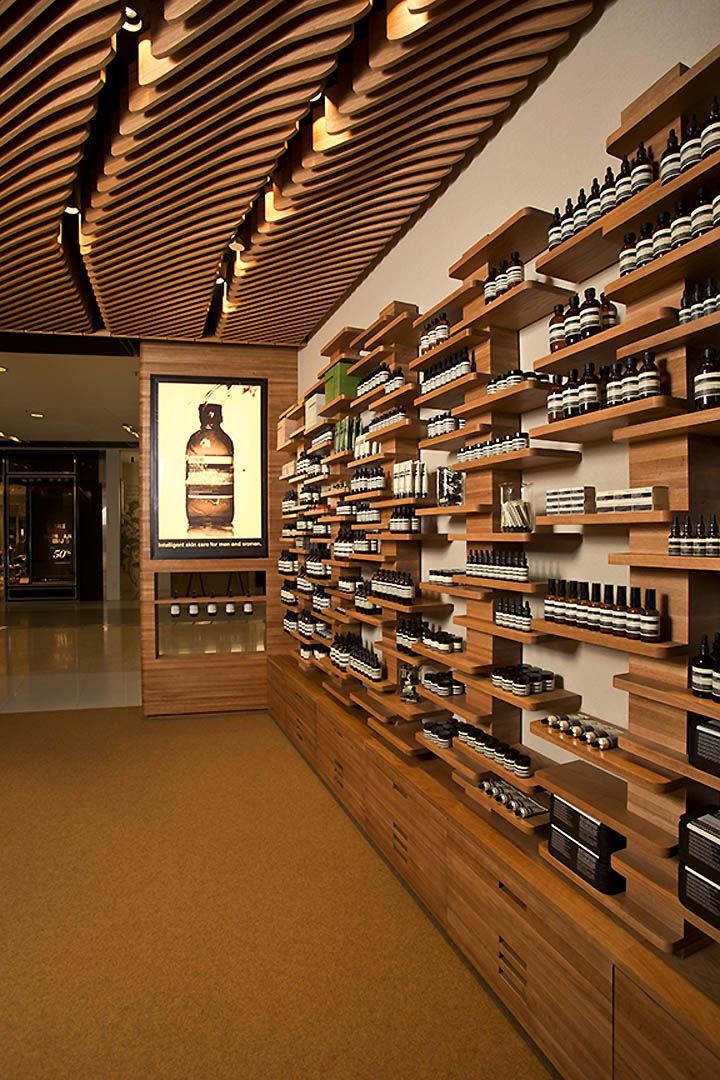 Aesop Adds A New Store To Its Growing Retail Network In Hong Kong And This Time At Ifc Mall