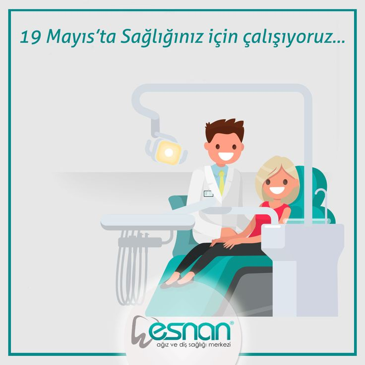 19 Mayıs'ta sizlerin sağlığı için biz çalışmaya devam ediyoruz...  Rutin kontrolleriniz ve diş tedavileriniz için şubelerimize bekleriz.    www.esnan.com.tr   #zirkonyum #dişbeyazlatma #implant #estetikdiştedavisi #esnan #diş #istanbuldiş #dişhastanesi #dişkliniği #dentalhospital #dentist #dişhekimi  http://esnan.com.tr/sm/19-mayista-sizlerin-sagligi-icin-biz-calismaya-devam-ediyoruz/