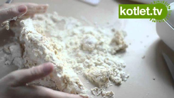 Knedlik bułczany przepis - KOTLET.TV