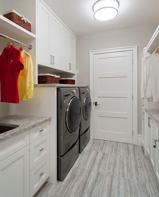 Laundry Interior Door TrimLaundry Room DesignLaundry