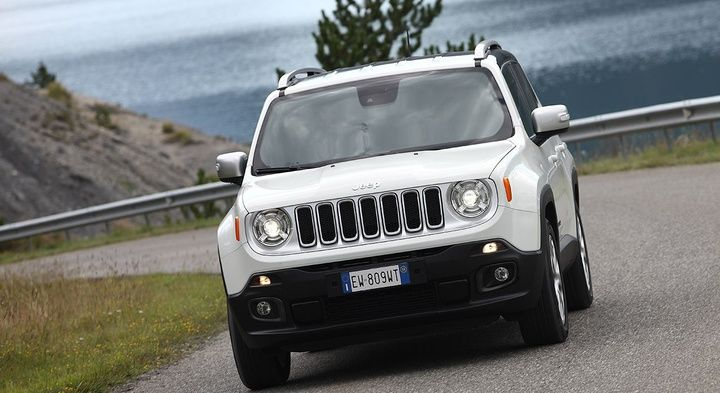 Test Jeep Renegade: vreemde vogel