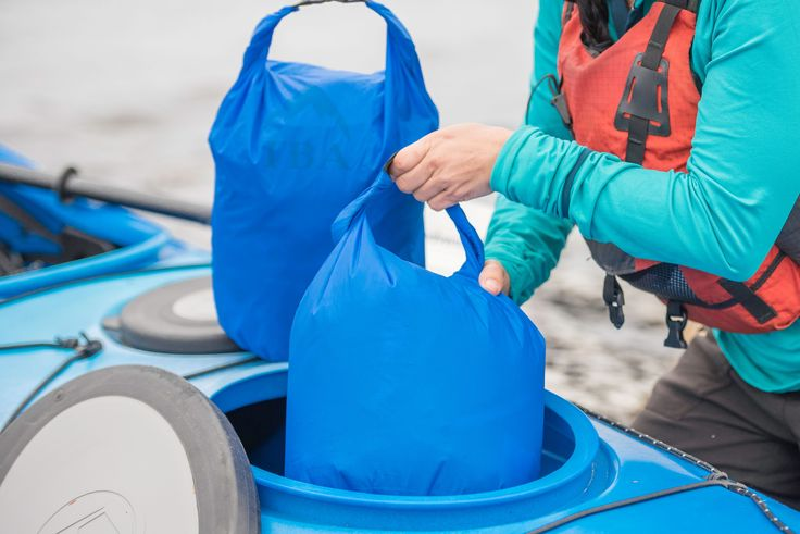 The BEST Ultralight Drybags! The Imper Drybag from TBA offers 100% protection for your water Adventures!