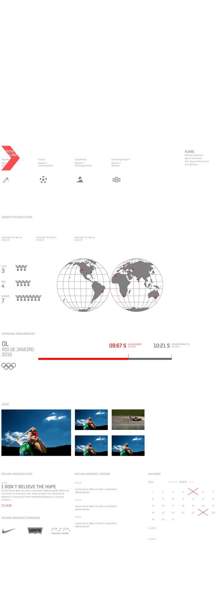 1508 - Team Danmark. Team Danmark går efter guldet. Vi deltog i kampen med en ny digital strategi, som får deres daglige benarbejde til at flugte 100 % med den samlede digitale tilstedeværelse.
