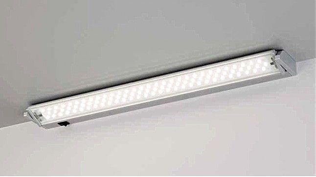 Sonstige 230 Schwenkbare LED u2013 Unterbauleuchte 91,3 cm lang - unterbauleuchten küche led