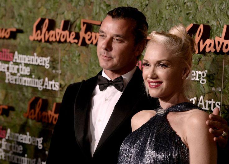 #People: #GwenStefani demande le divorce après 13  ans d'union avec Gavin Rossdale.