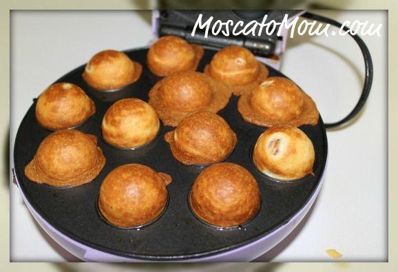 Cake Pop Maker Recipes Donut Holes
