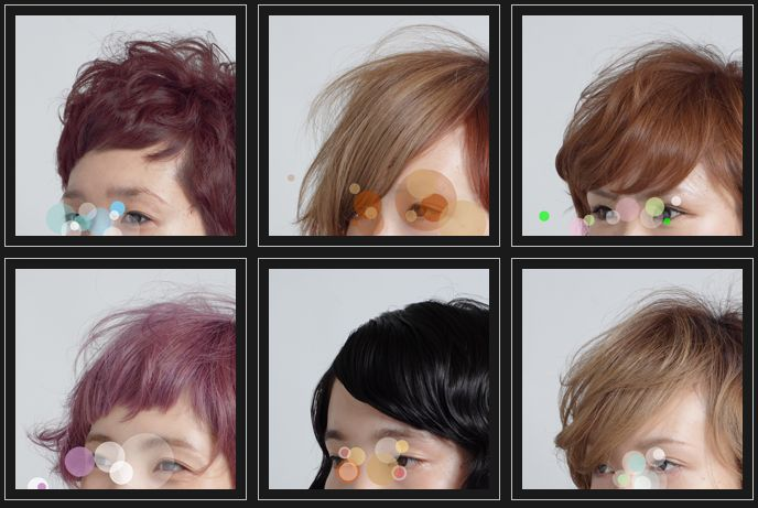 """bresketch: """" ATTENTION ARTISTS Side Burn Deluxe is an INCREDIBLE resource for hairstyles of all shapes and sizes and colors! Each one is amazing and unique and this site is brilliant and awesome..."""