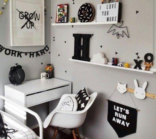 Teenage room - Kmart Australia style