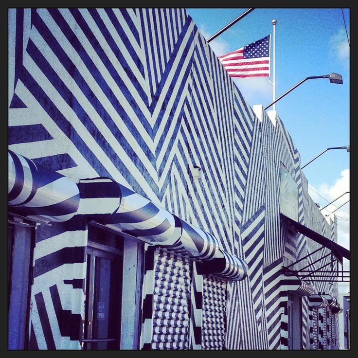 U.S.A. Stars + Stripes + I-I