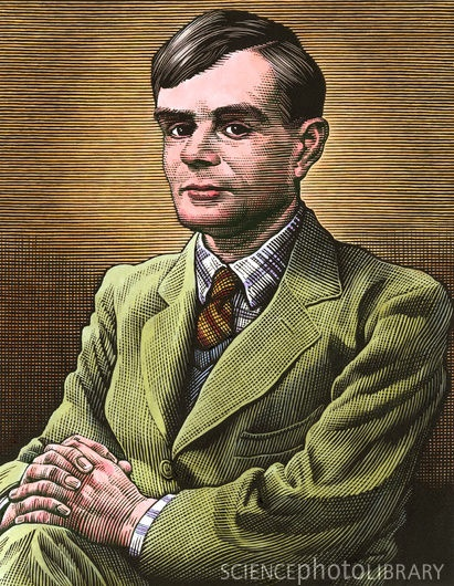 a biography of alan turing a british computer scientist Alan turing: one of the brightest lights of britain, snuffed out by brutal moralism   explore #alan turing #computer science #history share to.