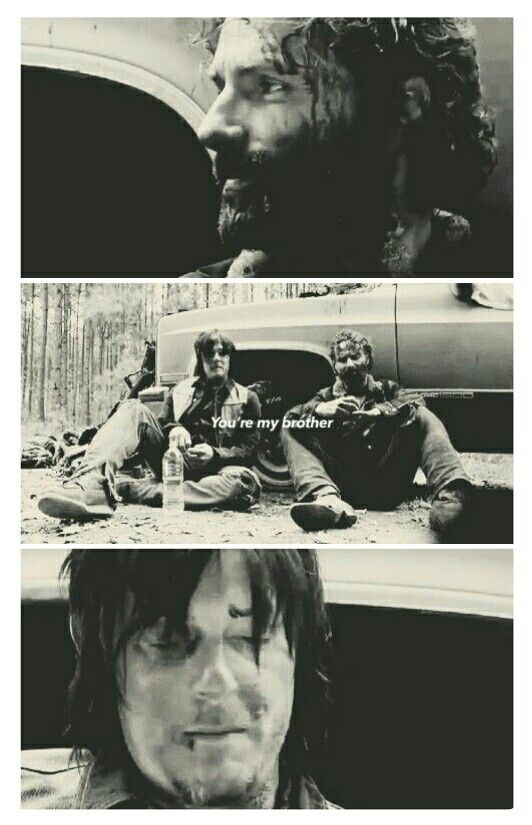 Rick & Daryl // The Walking Dead Season 4 Finale
