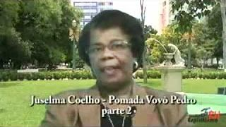 pomada vovo pedro - YouTube