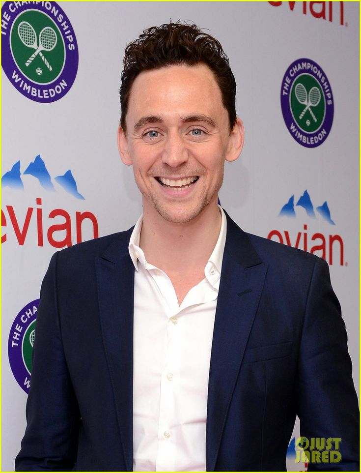 Tom Hiddleston: Final de Wimbledon 2012? 2013?
