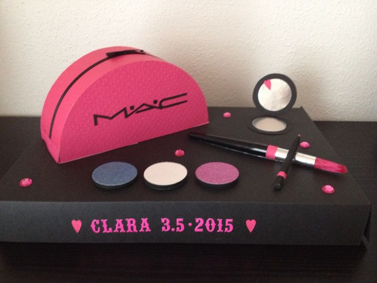 Mac Make up Sangskjuler