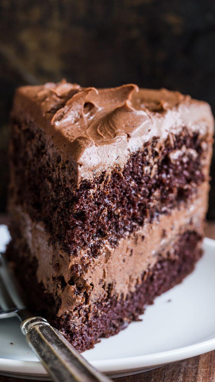 Chocolate Cake Recipe – Cafè Essen