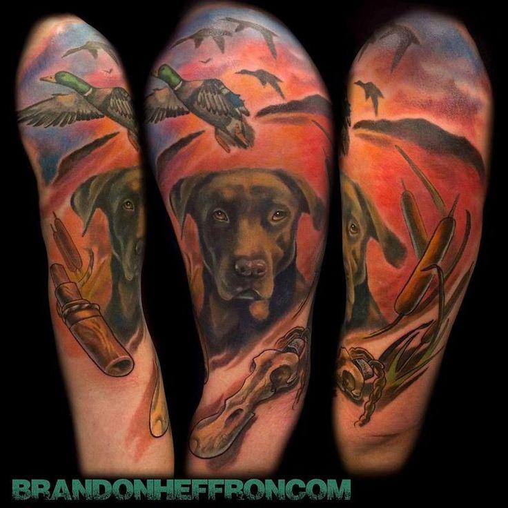 Best 25+ Duck Hunting Tattoos Ideas On Pinterest