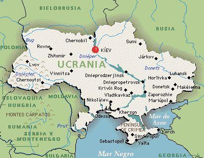 Ucrânia se dividindo? Províncias do Sul e Leste da Ucrânia assumem ordem constitucional. - Disso Você Sabia ?