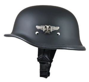 After looking into the history of my German surname, these German Motorcycle Helmet designs are even more attractive after knowing a bit of the history.