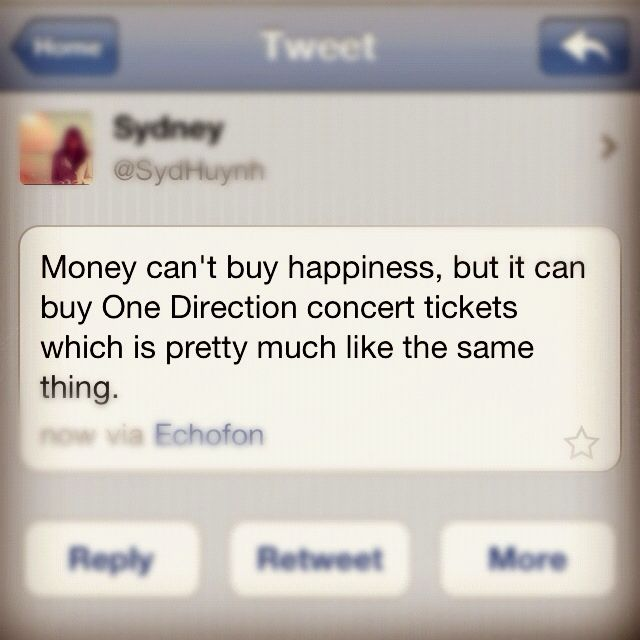 That explains 2 1D concerts and 1 5sos concert!!!!