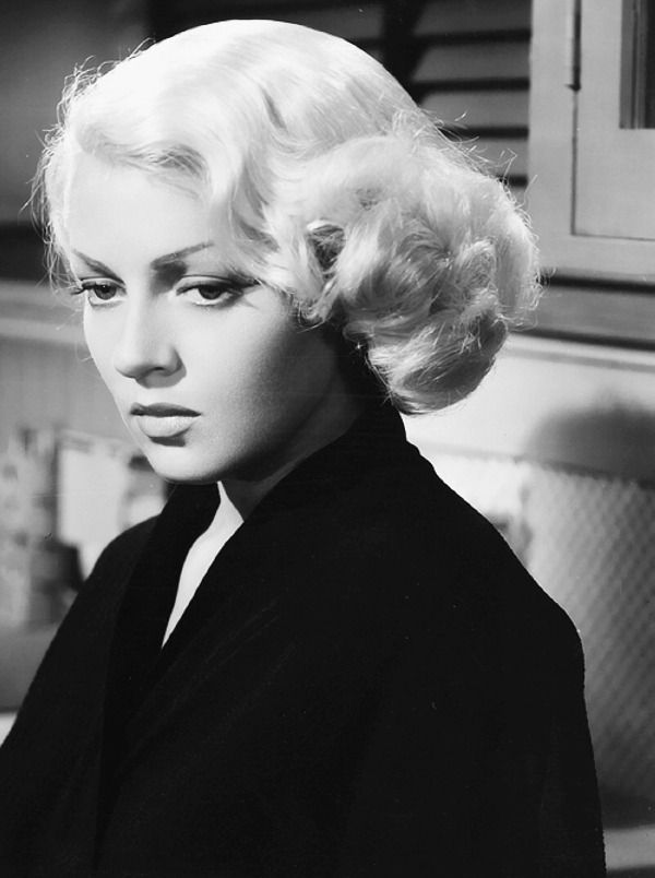 We Had Faces Then — Lana Turner in The Postman Always Rings Twice...