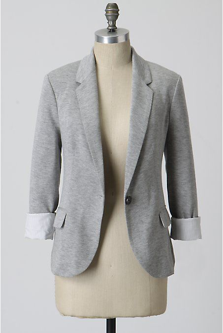 17 Best ideas about Grey Blazers on Pinterest | Beige multiway ...