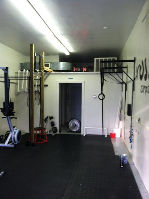 Best crossfit gym design images on pinterest