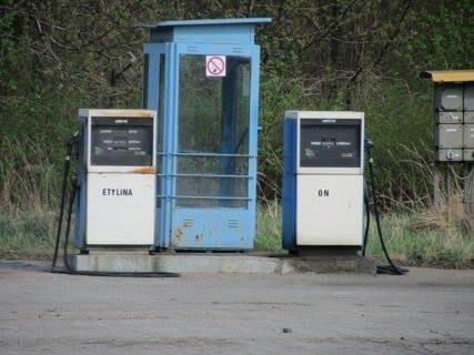Stacja benzynowa / Gas station