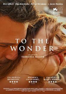 To the Wonder - online 2012