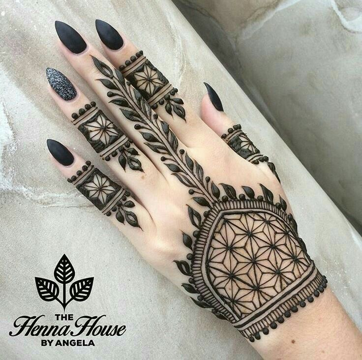 How To Apply Henna Mehndi Designs – Step by Step Tutorial