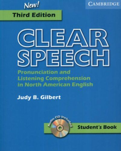 23 best main collection esl images on pinterest american english clear speech students book with audio cd pronunciation and listening comprehension in american english fandeluxe Gallery