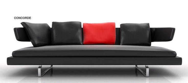 Les 25 meilleures id es de la cat gorie sofa chaise longue for Chaise longue interiores