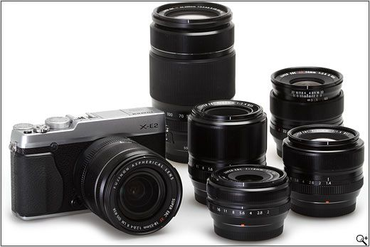 #Fujifilm XE2 First Impressions Review | digital slr photography experts
