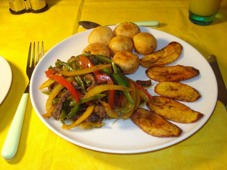 Jamaican Pepper Steak Recipe; Will pepper VEGAN style substituting the beef with PORTABELLA and the meat seasoning with VEGETABLE SEASONING.